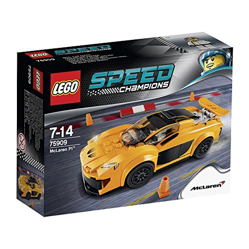 LEGO 75909 Speed Champions McLaren P1 Set