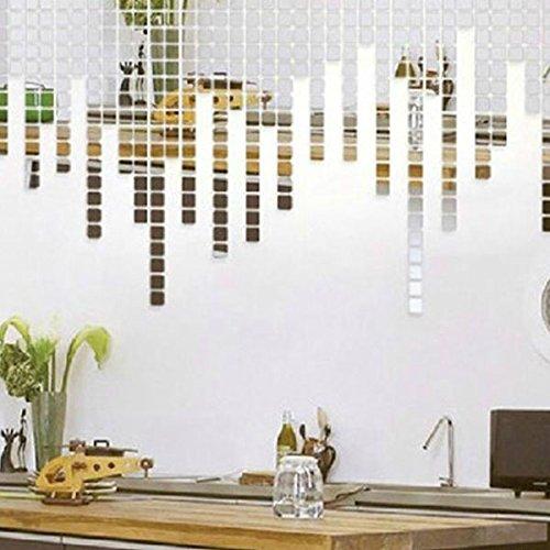 SumozTalk Spiegel für Wand Spiegel, Dekorative, Amazing 100Acryl -