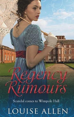 book cover of Regency Rumours