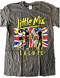 Tee Shack Little Mix Tour Live Perrie Edwards Concert Oficial Camiseta para Hombre