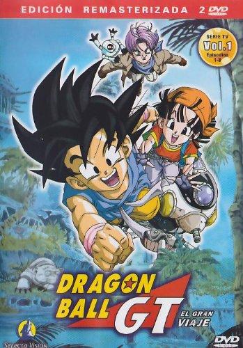 Dragon Ball GT (Vol. 1) El gran viaje [DVD]