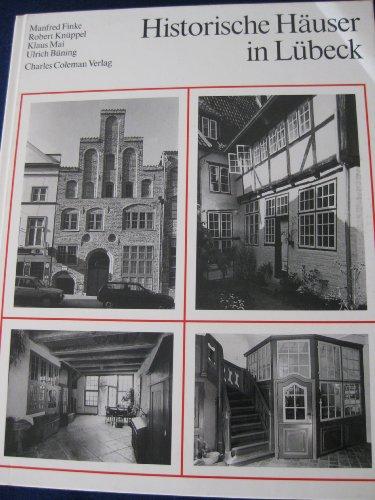Historische Huser in Lbeck