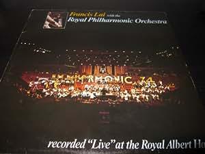 live at the royal albert hall LP