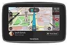 """TomTom GO 620 navigatore 15,2 cm (6"""") Touch screen Fisso Nero, Grigio"""