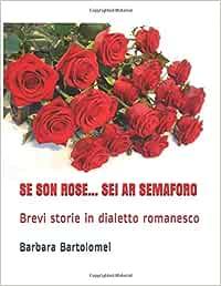 Amazon It Se Son Rose Sei Ar Semaforo Brevi Storie In Dialetto Romanesco Bartolomei Barbara Varese Ludovica Libri