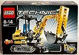 LEGO TECHNIC Compact Excavator 8047