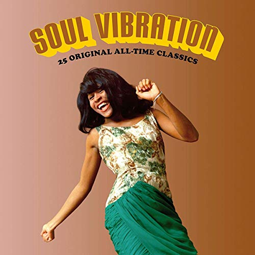 Soul Vibration. 25 Original all-Time Classic [Vinilo]