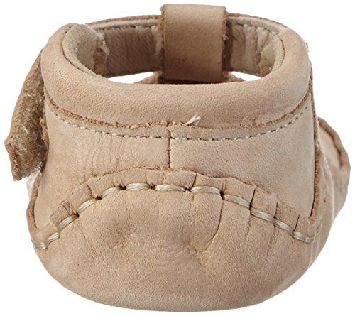 Clarks Toy, Chaussons mixte bébé Blanc (Cream Leather)