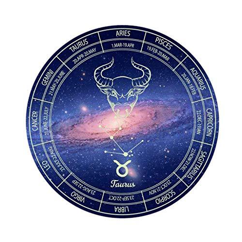 YWLINK Etiqueta De La Pared Doce Constelaciones Luminoso Etiqueta Brillante Estrellas Brillantes DecoracióN DecoracióN De Dormitorios Infantiles Adhesivo De Pared Luminoso