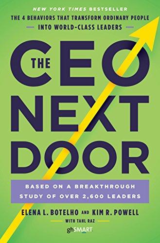 Read pdf the ceo next door the 4 behaviors that transform ordinary the ceo next door the 4 behaviors that transform ordinary people into world class fandeluxe Gallery