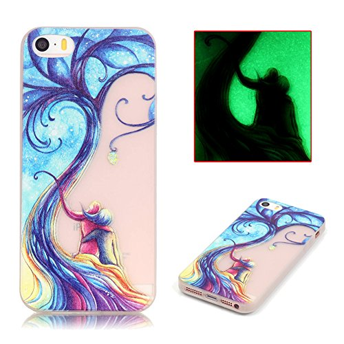 iphone-5s-case-aeeque-iphone-5-5s-se-perfect-fit-unique-luminous-tpu-silicone-flexible-back-durable-