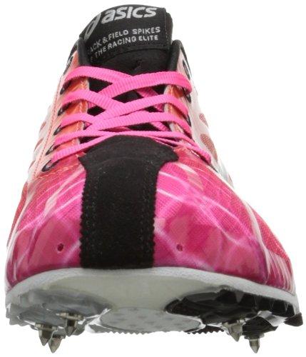 Asics, Scarpe da atletica leggera uomo Knockout Pink/Black