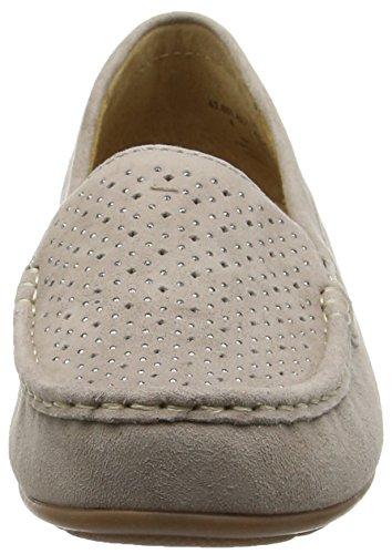 Gabor Annemarie, Mocassins (loafers) femme Beige (Beigefarbenes Wildleder)