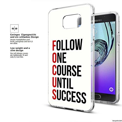 Motivo Serie 1 Custodia Rigida Iphone - Primo caffè, Samsung Galaxy S6 Edge Messa a fuoco bianco