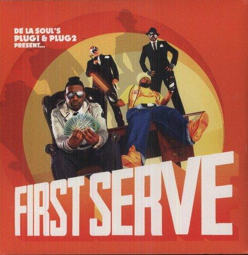 Preisvergleich Produktbild First Serve [Vinyl LP]