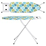 Extra Large Big Size Folding Ironing Board/Iron Table with Press Stand for Home/Ironing Board with Multi-Function/ironing table with iron stand/ironing board stand/ironing board covers/ironing stand foldable/ironing boards/ironing board covers with foam pad(Ironing Boards_Grey)