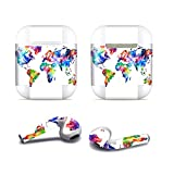 Zhhlaixing 2613* High Quality Decal Protective Cover Wraps pour AirPods Headset - Various Color