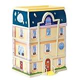 Giochi Preziosi - Calimero, Casa Playset con personaggio