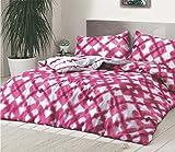 Luxury Printed Floral Stripes PolyCotton Duvet Quilt Cover - Best Reviews Guide