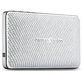 Harman/Kardon Esquire Mini Slimline Tragbares Aufladbares Wireless Bluetooth Lautsprechersystem mit  Integrierter Freisprecheinrichtung - Weiß