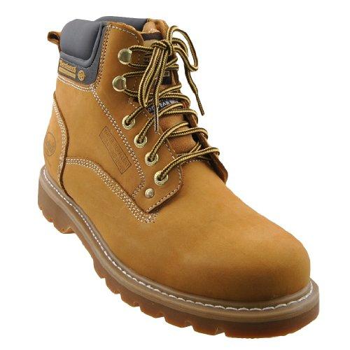 Dockers by gerli compartiment rembourré pour bottes de toutes les couleurs Jaune - Golden Tan