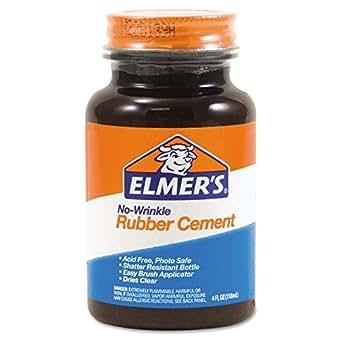 EPIE904 - Elmer's Rubber Cement: Amazon.de: Gewerbe