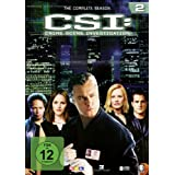 CSI: Crime Scene Investigation - Season 2