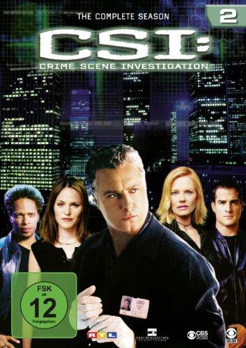 Bild von CSI: Crime Scene Investigation - Season 2 [6 DVDs]