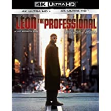 Leon The Professional 4K Extended Version + Theater cuts Region free Available Now!!!