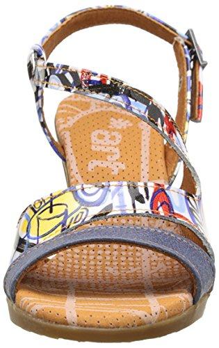 Art Rio 293, Scarpe Da Donna Multicolore (scatola)