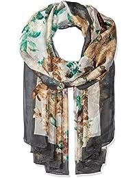Steve Madden Womens Degas Bouquet Scarf