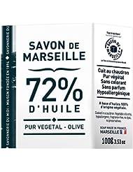 La Corvette Savonnette de Marseille Olive Ecocert Boite Carton 100 g