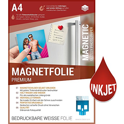 Art Supplies Crafts Magnet-folie Zum Basteln Magstick® 518 I 10 Cm Breit I Diy I Mag_067 I