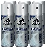 adidas adipure Deo Body Spray für Herren, 150 ml