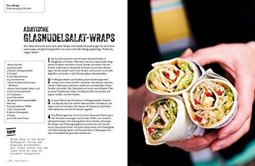 Vegane Lunchbox: Einfach, schnell, vegan - immer und überall - 3