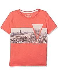 TOM TAILOR Kids Jungen T-Shirt Shortsleeve with Print