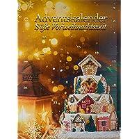 """Handelshaus Huber-Koelle Adventskalender""""Süße Vorweihnachtszeit"""", 337 g"""