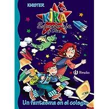 Un fantasma en el colegio (Castellano - A Partir De 6 Años - Personajes Y Series - Kika Superbruja Y Dani)