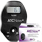 A1cNow - HbA1c and Diabetes Monitoring - (20 Test Kit)