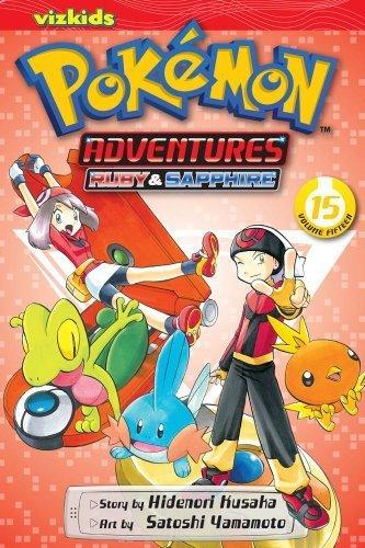 Pok¨¦mon Adventures, Vol. 15 (Pokemon) by Hidenori Kusaka (2013) Paperback