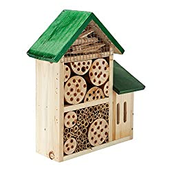 Insect Mansion Bee and Bug Home Insect Hotel by Bee Proof Suits