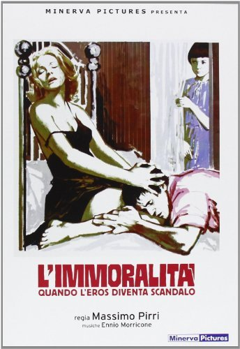 Immorality ( L'Immoralita ) [ NON-USA FORMAT, PAL, Reg.0 Import - Italy ] by Lisa Gastoni