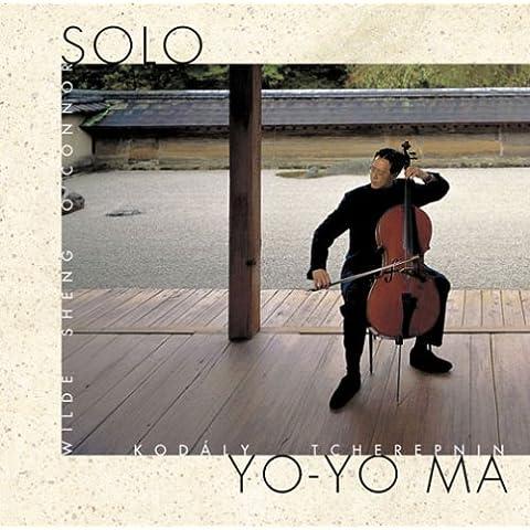 Kodaly:Cello Suite Sta 8 [Jpn]