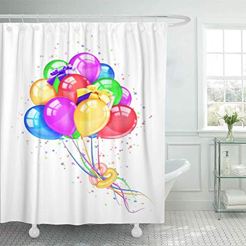 Window Treatments & Hardware 3d Tropical Forest 7 Shower Curtain Waterproof Fiber Bathroom Windows Toilet Suitable For Men And Women Of All Ages In All Seasons Curtains, Drapes & Valances