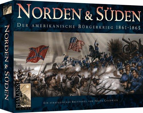 Phalanx PG010180 - Norden & Süden. Der amerikanische Bürgerkrieg 1861-1865