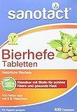 Sanotact Bierhefe Tabletten, 400 Stück
