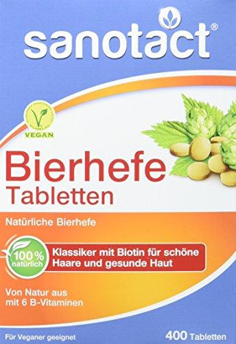 Bierhefe Tabletten Kaufen Bestseller Im Uberblick 2018 Testigel De