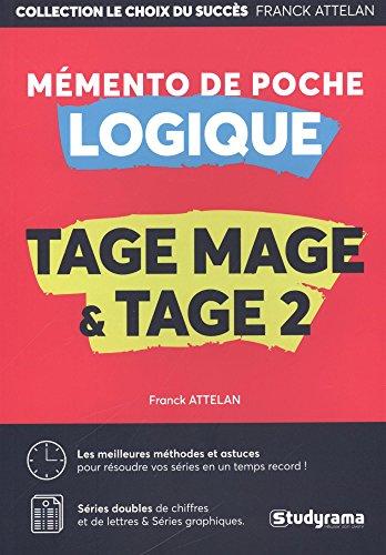 Mémento logique : Tage Mage/Tage 2