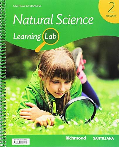 LEARNING LAB NATURAL SCIENCE 2PRIMARIA CASTILLA LA MANCHA
