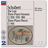 Schubert: Last Three Piano Sonatas